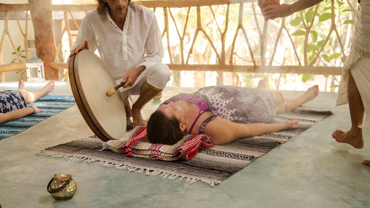 Sound Healing - A trio of local musicians and healers that have studied the art of healing through sound, rhythm and sacred objects collected from nature to relax your mind and body while awakening your soul.$45 usd/pp