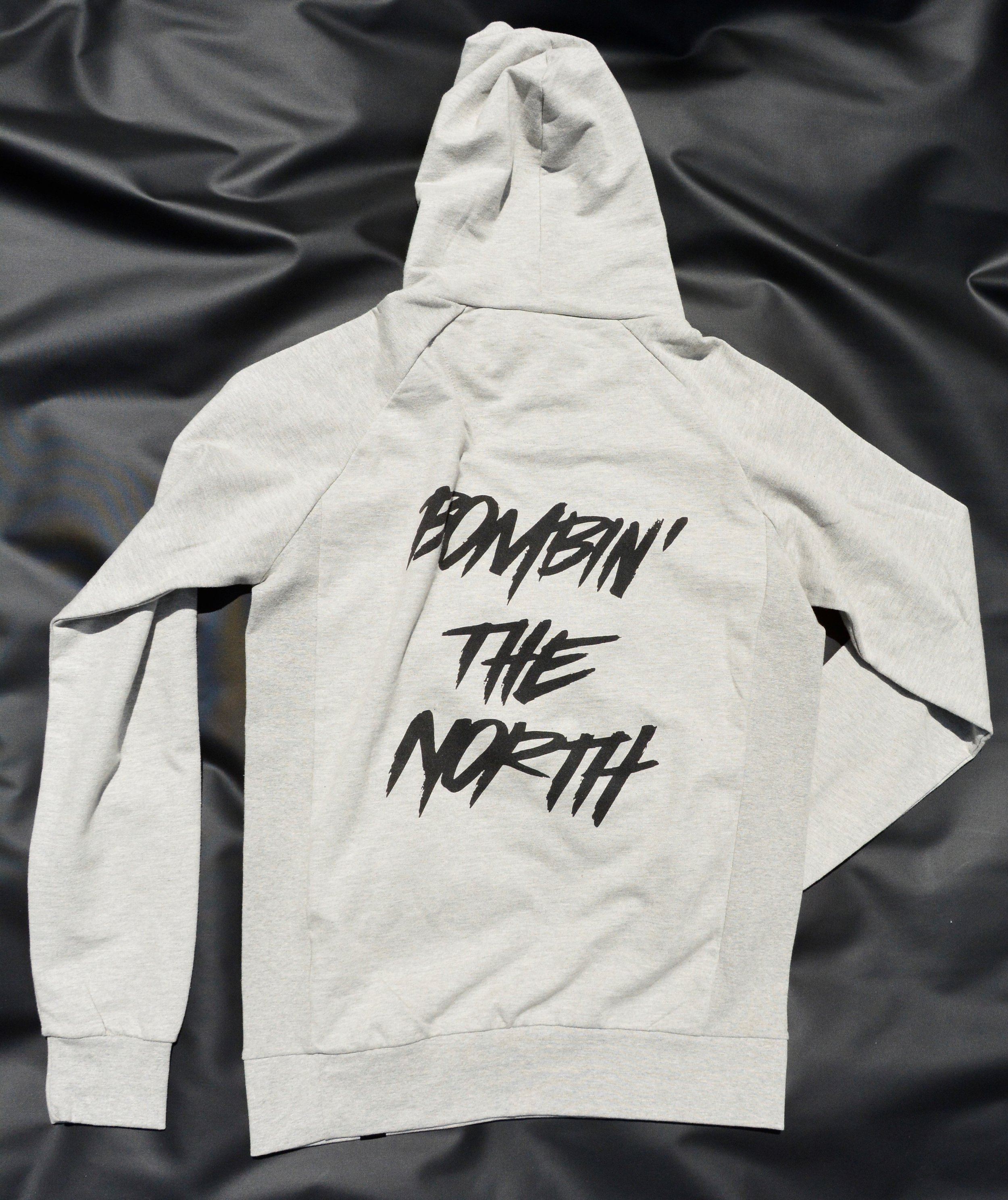 swimbait canada bombing the north hoodie