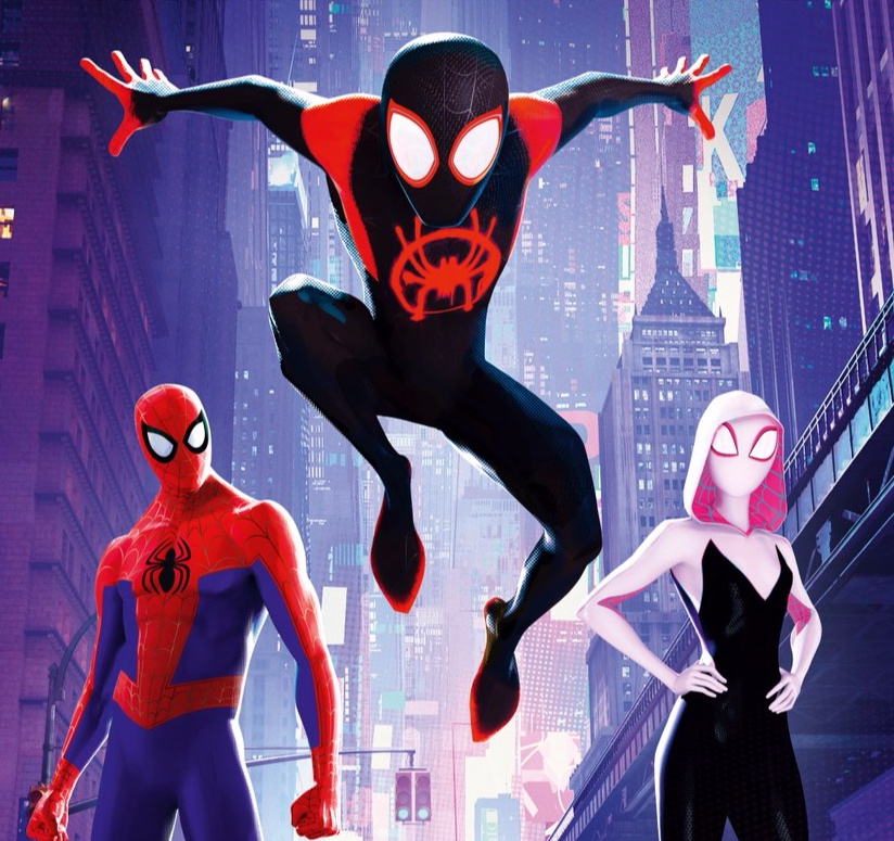 MOVIE IN THE PARK - SPIDERMAN : INTO THE SPIDERVERSEJULY 26PARK AT SIXTHDOWNTOWN GRIFFINPARTY STARTS AT 7:00