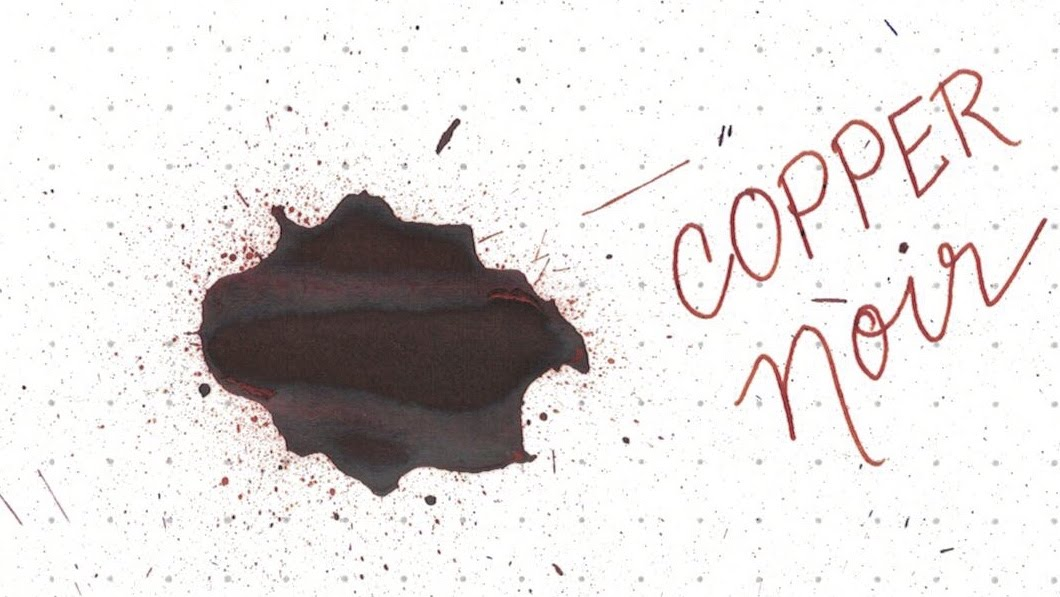 4. Copper Noir - An intriguing orange with red and brown undertones.