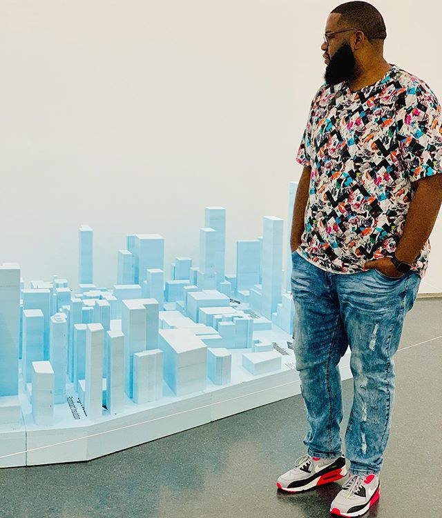 Plotting my takeover on the city 🏙 ➖➖➖➖➖➖➖➖➖➖➖➖➖➖➖➖ #dj #djs #djljfe #weekend #vibes #weekendvibes #chicago #chicagodj #workhard #playhard #turnup #party #music #house #hiphop #rap #trap #edm #dance #thedjfirm #mcachicago #virgilabloh #figuresofspeech #art