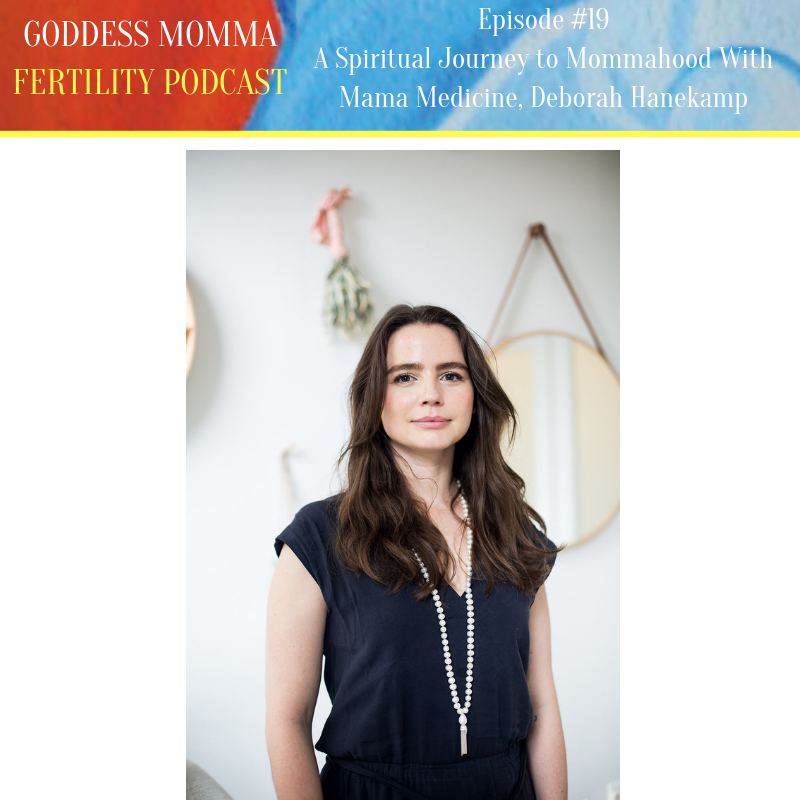 Goddess Momma Fertility Podcast