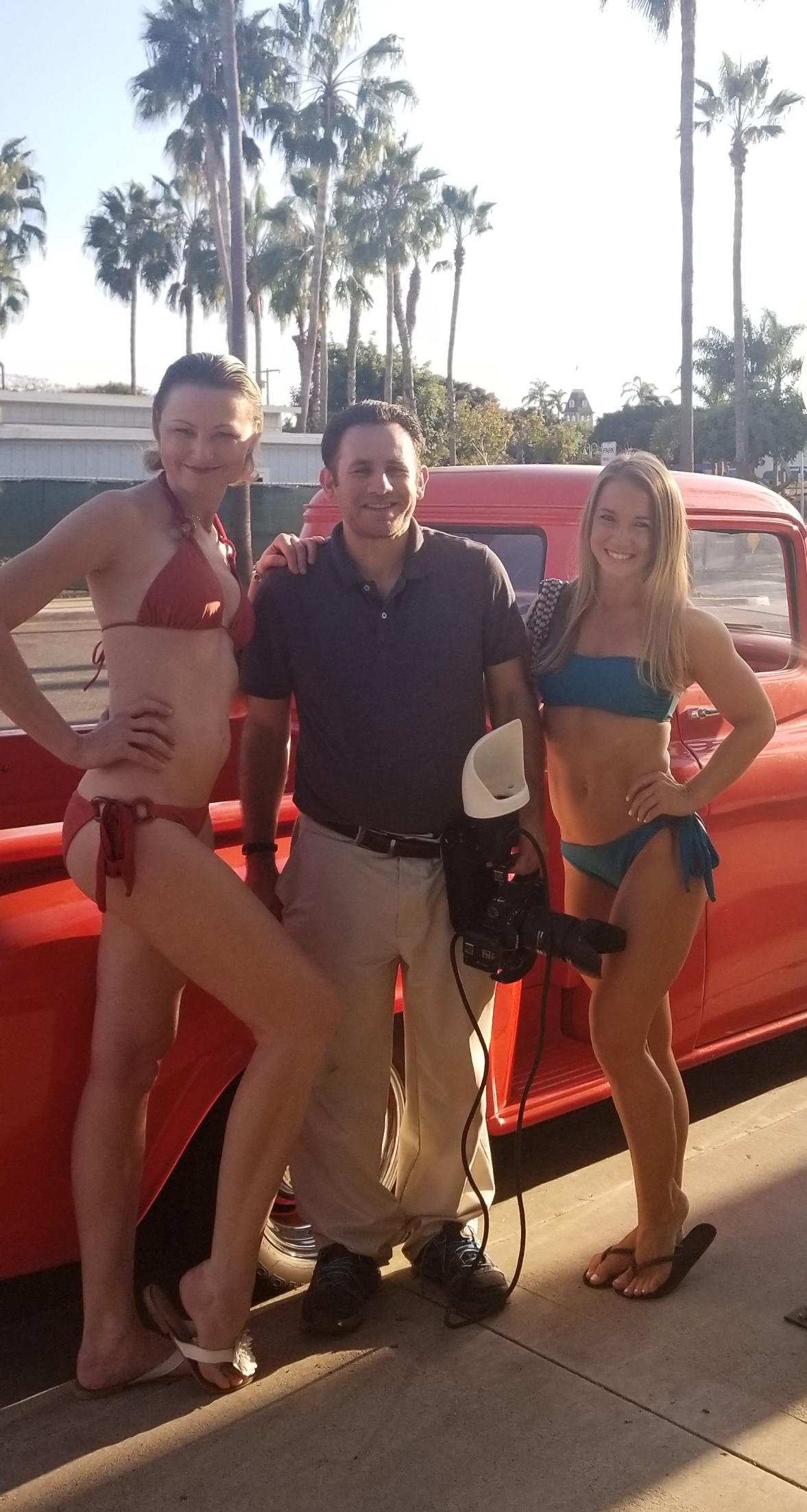 Nicole Zapoli, Gina and I