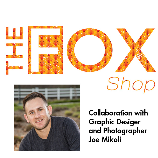 Photography Products Collaboration with The Fox Shop