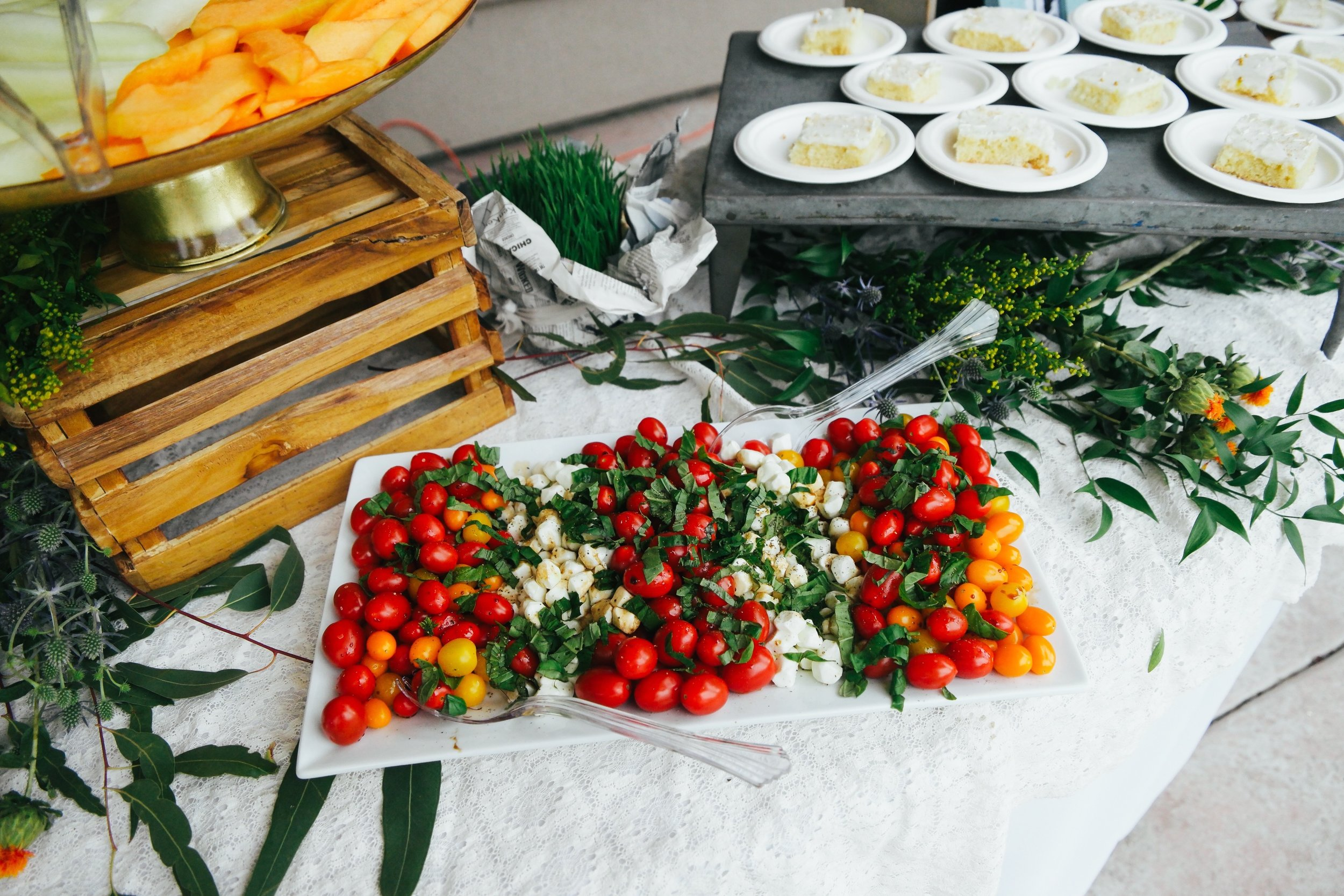 bespoke events and food - we bring the magic.
