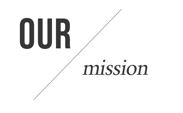 Our Mission | The Cause Bar