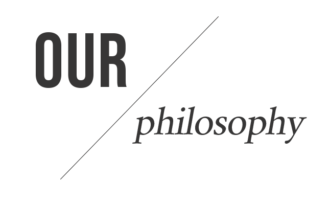 Our Philosophy | The Cause Bar