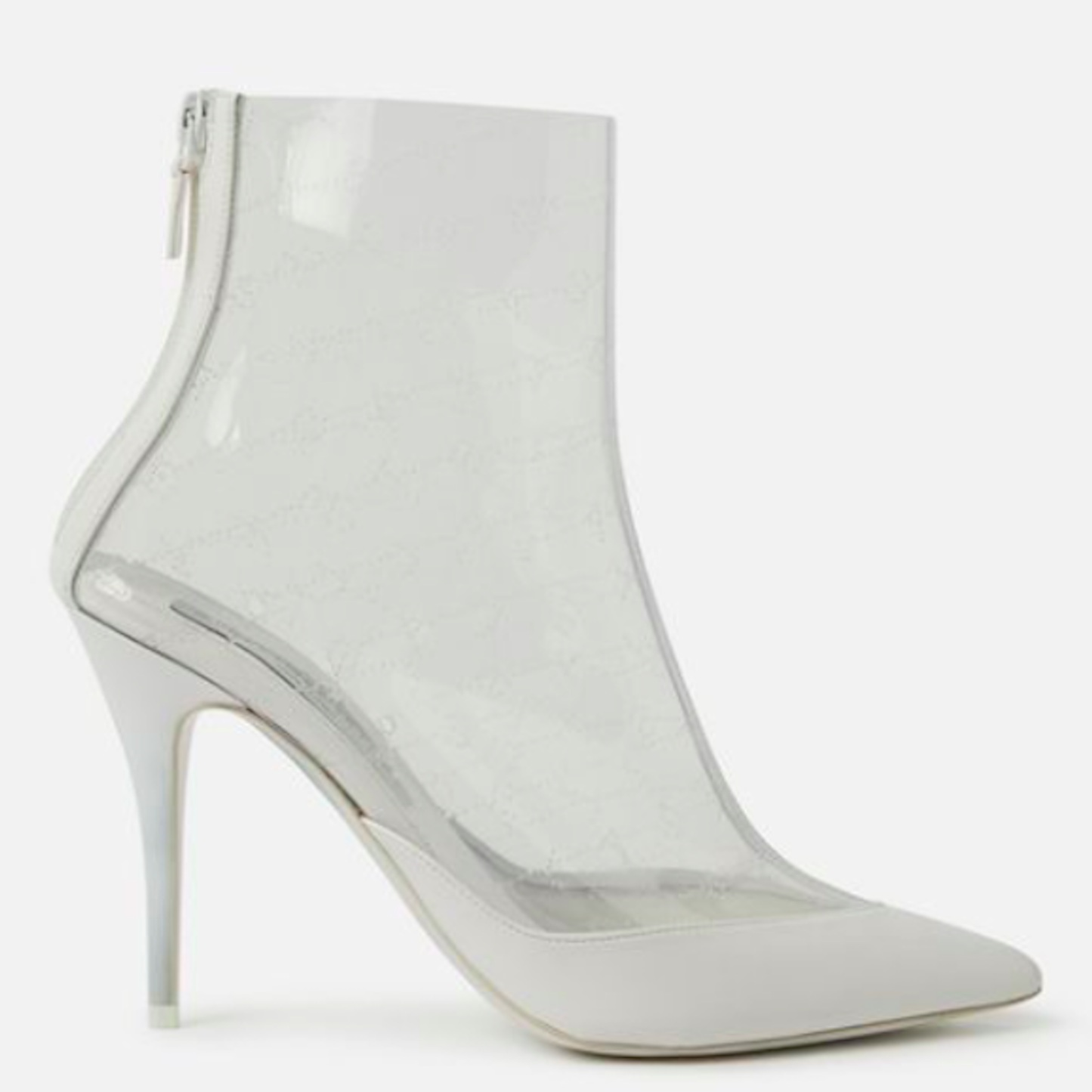 Stella McCartney Transparent Ankle Boots  $915