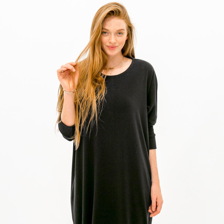 The Penny II Dress - Black $74.00