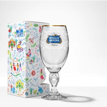 Limited-Edition Stella Artois Chalice  $13