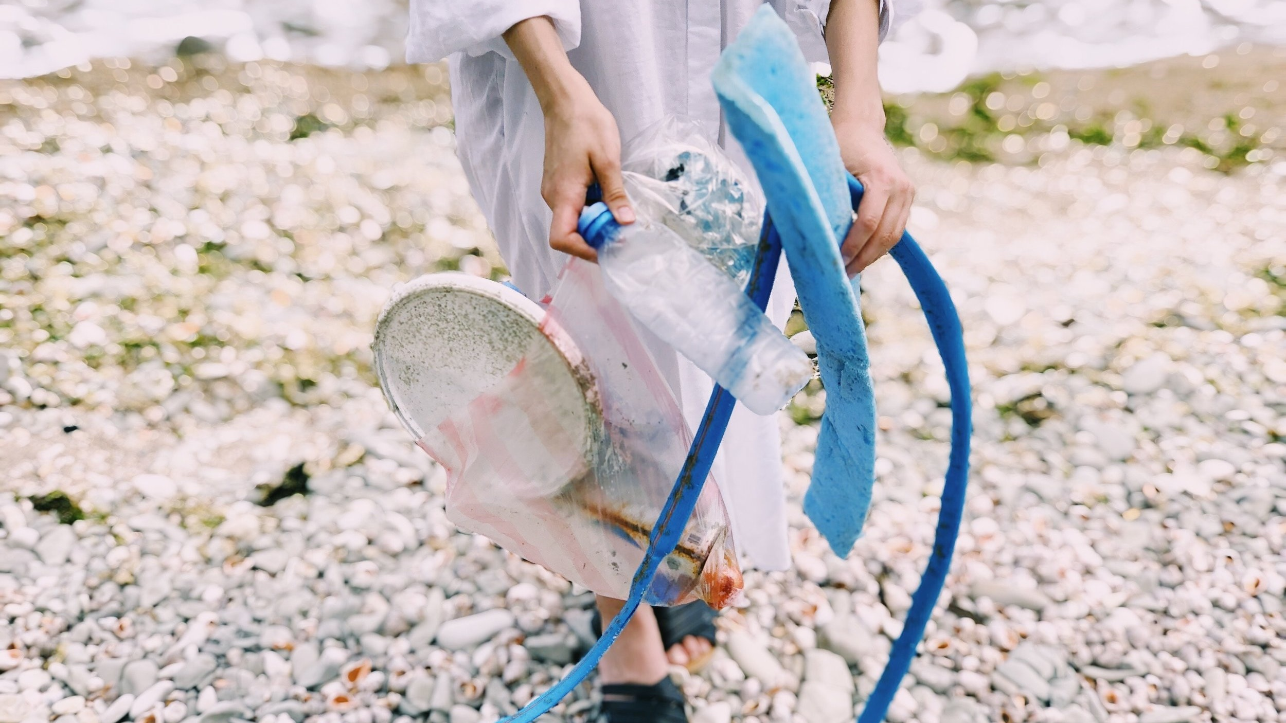 Beach Cleanup For the Environment