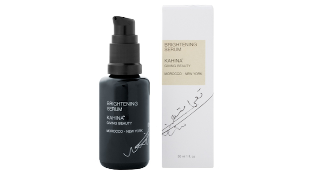Kahina Giving Beauty Conscious Brand
