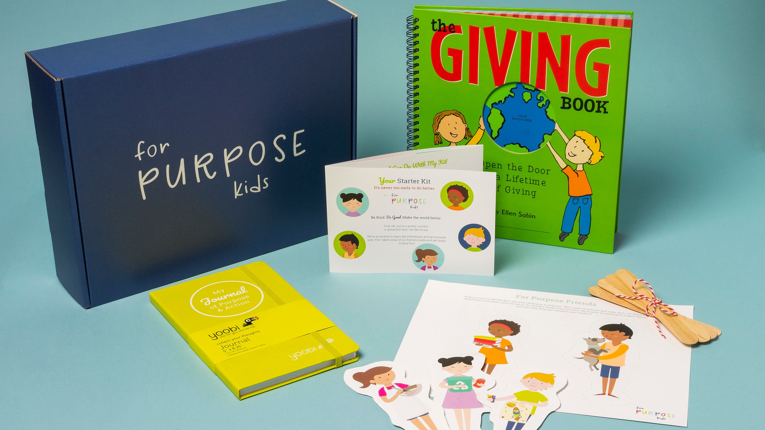 For Purpose Kids Conscious Brands