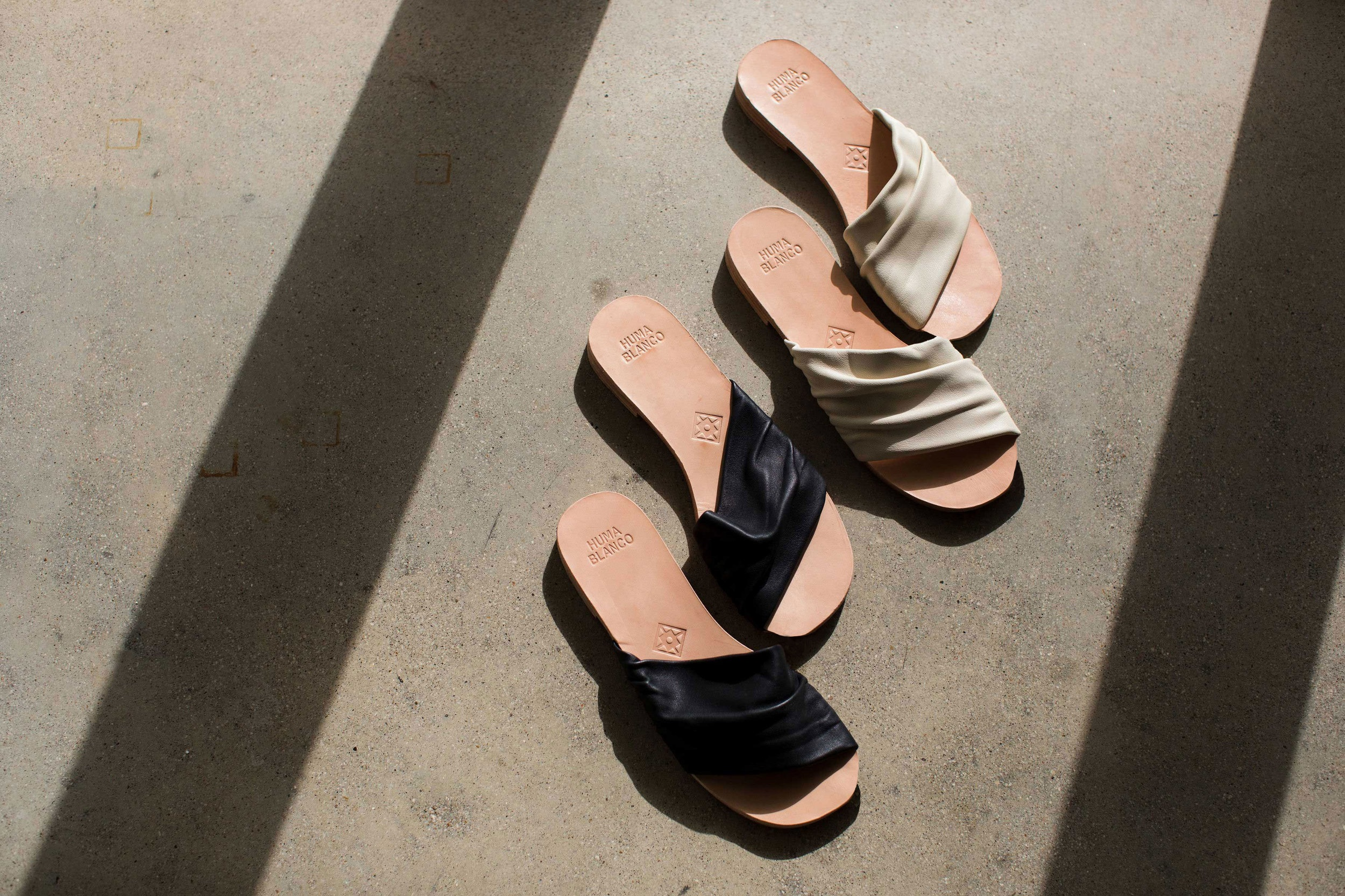 Huma Blanco Carmina Sandals
