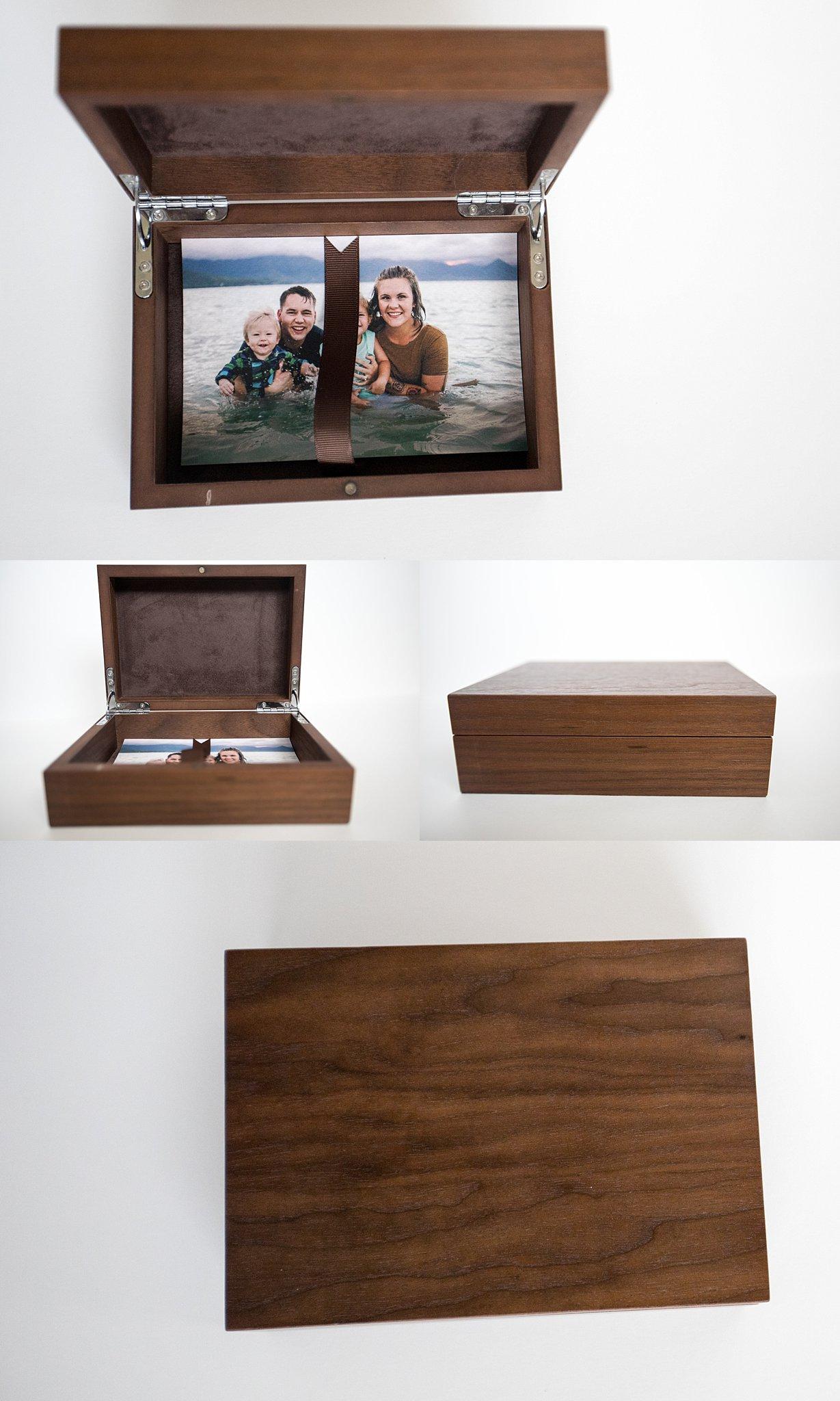 Heirloom Wood Box