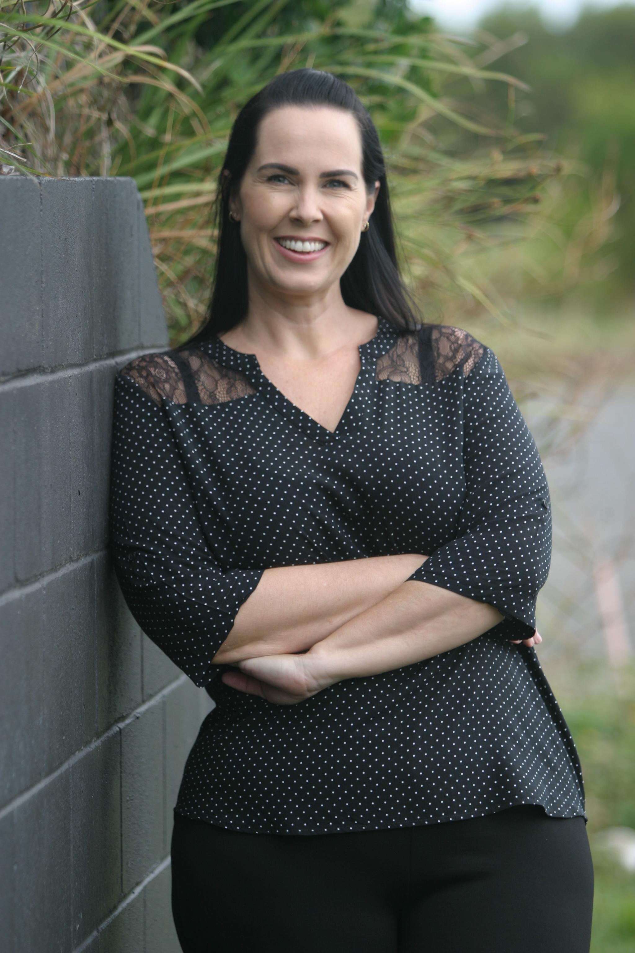Jillian Haramina - Solutions Consultant