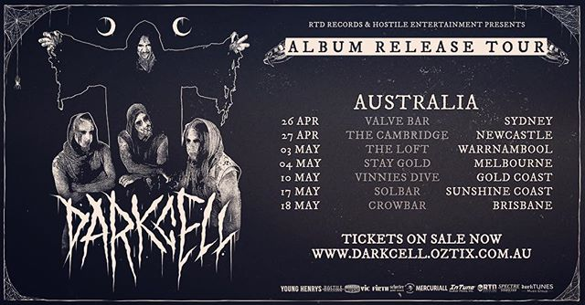 Were playing this Killer show on Saturday 18th of May @crowbarbris !!! Cheap pre-sale tickets available through our website @ https://www.forthewolves.com/merch/darkcell-album-launch-tickets or on the door 🤘🏿#brisbanegigs #brisbanemetal #brisbanemusic #brisbanebands #brisbanelivemusic #fortitudevalley #brisbane #brisbanemusicscene #brisbanemusicians #australianmusic #darkcell #sarahjoh #virtues #serene #hardrock #metal #crowbarbrisbane
