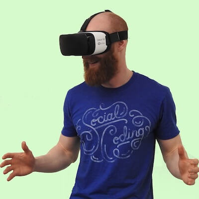 Designing for Virtual Reality