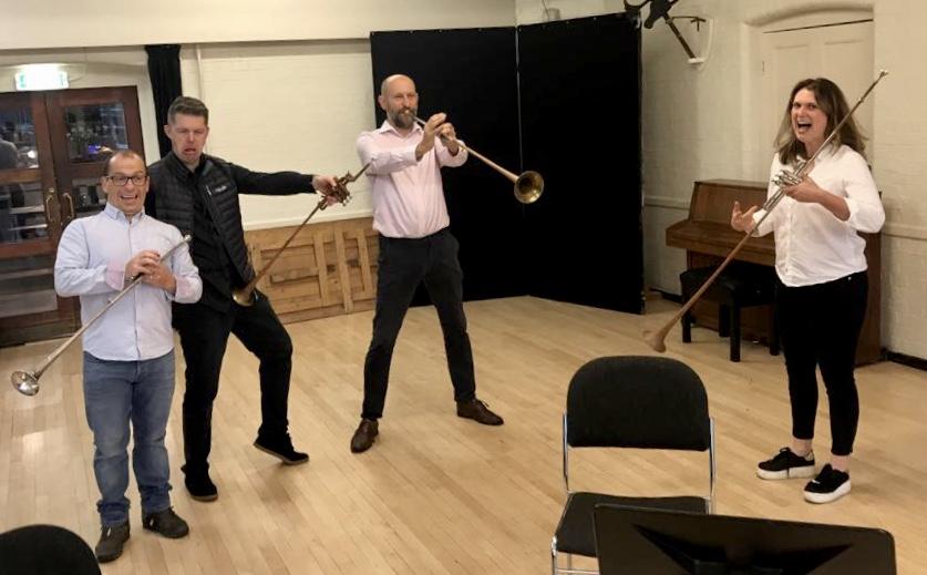Fanfare Trumpet Fun