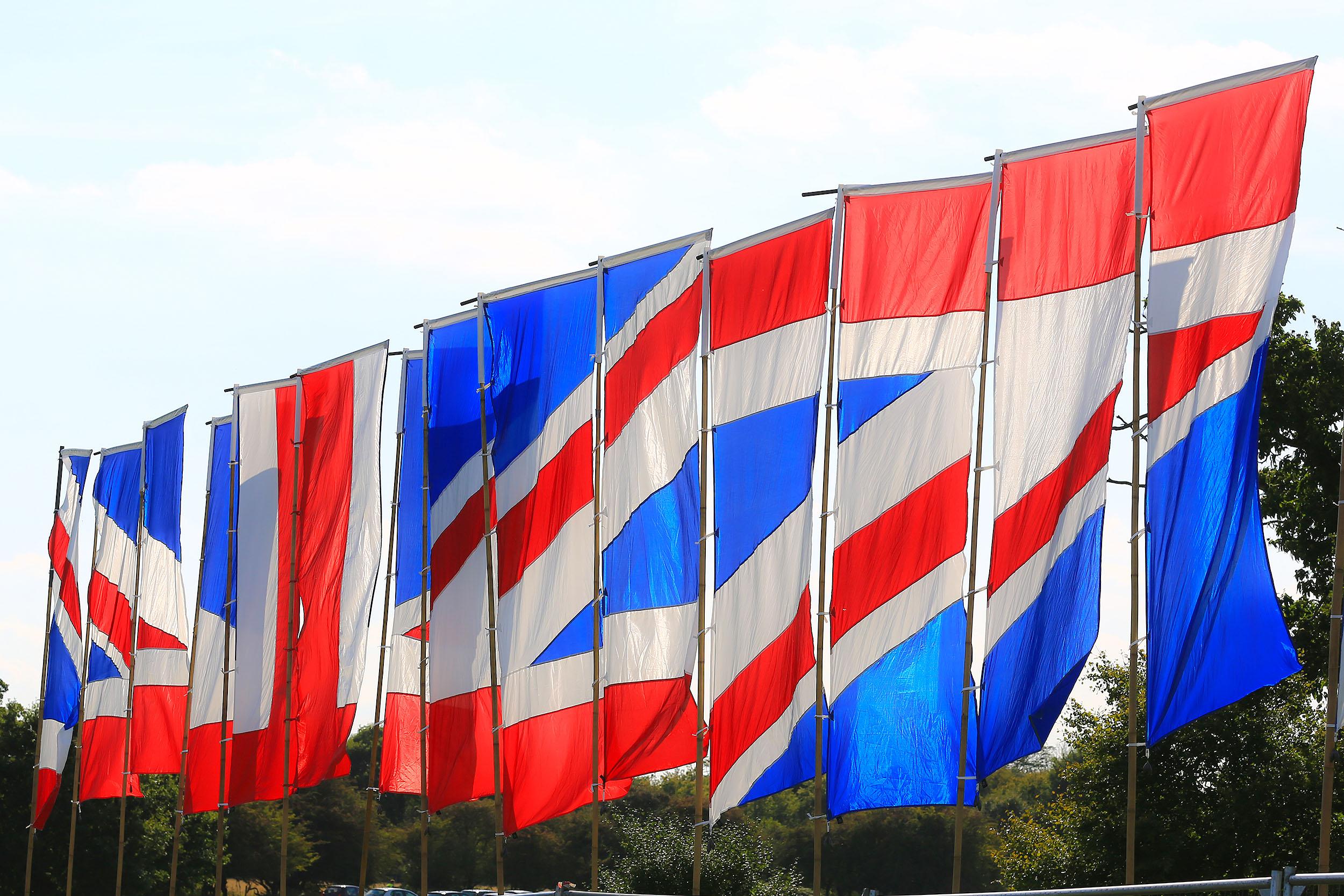 COOL BRITANNIA FLAGS