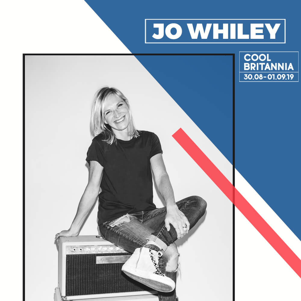 Arguably one of the most recognisable voices in British Broadcasting, Jo Whiley has had an exciting and varied career and is considered one of the nation's favourite radio DJs. Jo was born in Northampton. After studying in Brighton and dabbling on BBC Radio Sussex's new music show, her first broadcasting job was as a presenter for WPFM, Radio 4's youth culture and music show. She then moved over into TV, initially on satellite, then to Channel 4 as band booker for 'The Word', giving Britain its first television taste of bands such as Nirvana and Rage Against The Machine.    Jo joined Radio 1 in the Spring of 1993 and in September she became permanent co-presenter of The Evening Session with Steve Lamacq. Four years later she landed her own daytime show, and remained part of Radio 1's weekday line-up until 2009, when she began a new weekend programme.    Jo has also presented coverage of the Glastonbury Festival on Radio 1, Channel 4 and BBC-TV, plus she's hosted several music programmes for Channel 4.She currently plays a great mix new music and classic album tracks from Monday to Wednesday on Radio2, and on Thursday she presents Radio 2's 'In Concert', featuring live performances and a round-up of the week's music gigs.    Jo is a celebrity ambassador to Mencap, a UK charity that works to support people with learning difficulties. She hosts the Little Noise Sessions concerts, in aid of the Mencap charity enlisting the support of many well known international music artists. She is also a supporter of Tommy's – The Baby Charity. Jo is also the Patron of the Cri du Chat Syndrome Support Group.