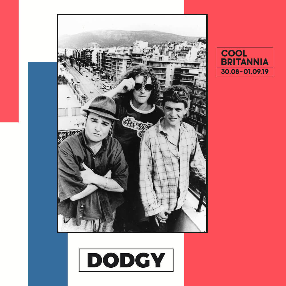 Dodgy were together for seven years in the 90's, releasing three albums totalling over a million sales worldwide. Their 1994 album Homegrown features the hit single 'Staying Out for the Summer' which was the band's first Top 20 hit single. They quickly followed up in 1996 with album number three 'Free Peace Sweet' which spawned the hits 'In a Room', 'Good Enough' (which is officially one of the most played tracks on British radio in the last 20 years) and 'If You're Thinking of Me'.