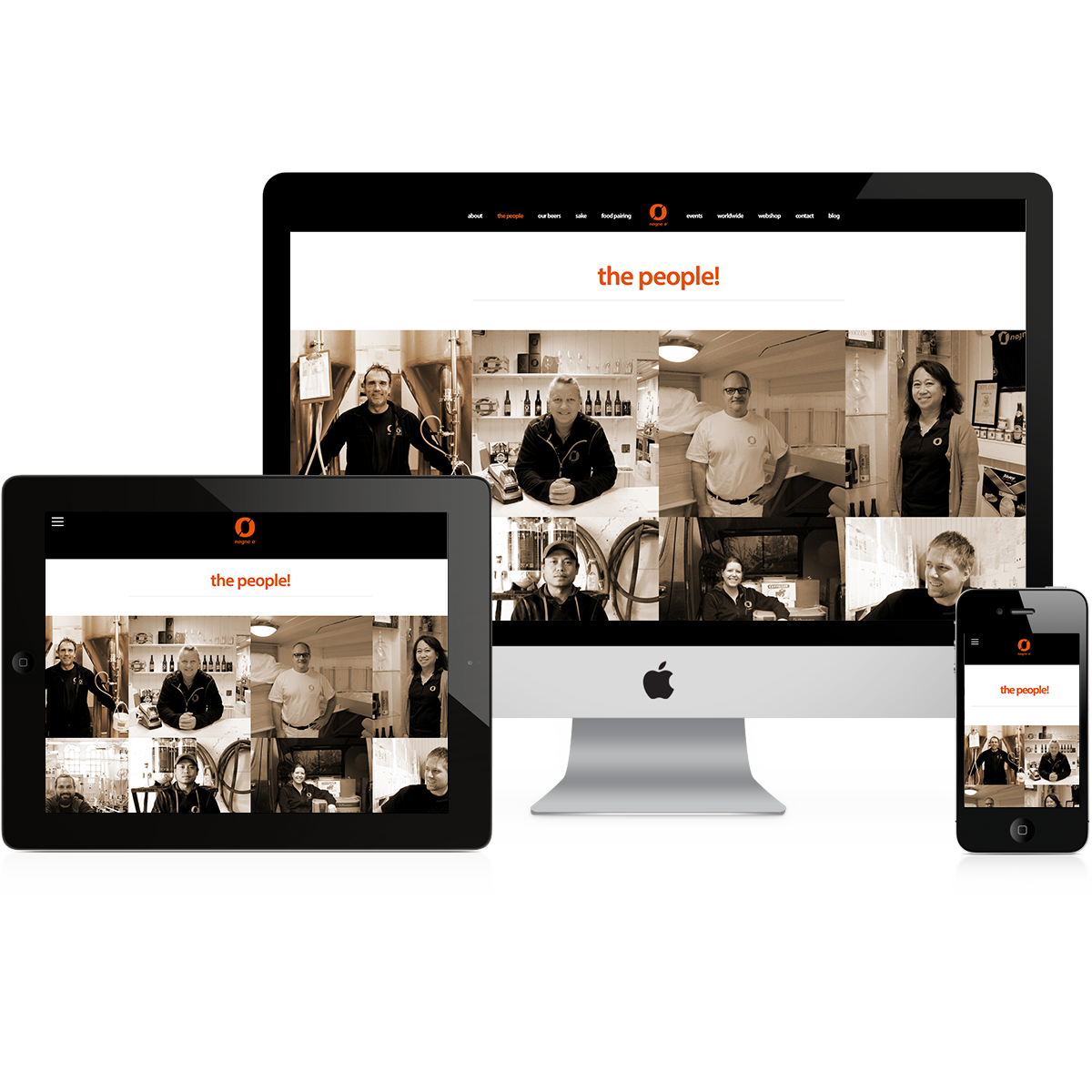 Responsive web design - Our services:-Website design- Squarespace implementation- Squarespace Developer Mode- Custom HTML and CSS- E-commerce with Stripe Technology