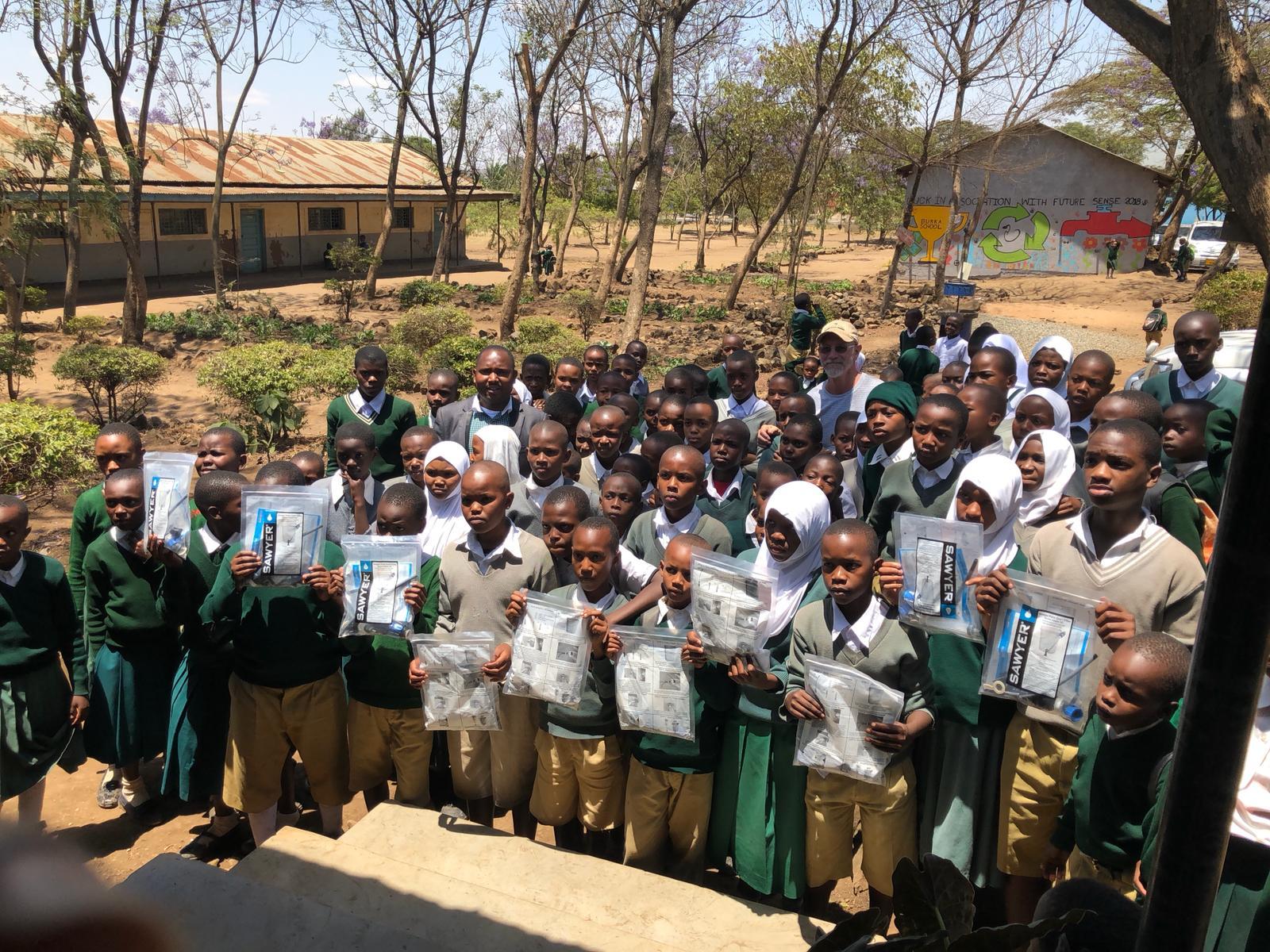 ZZ Pendana in Tanzania