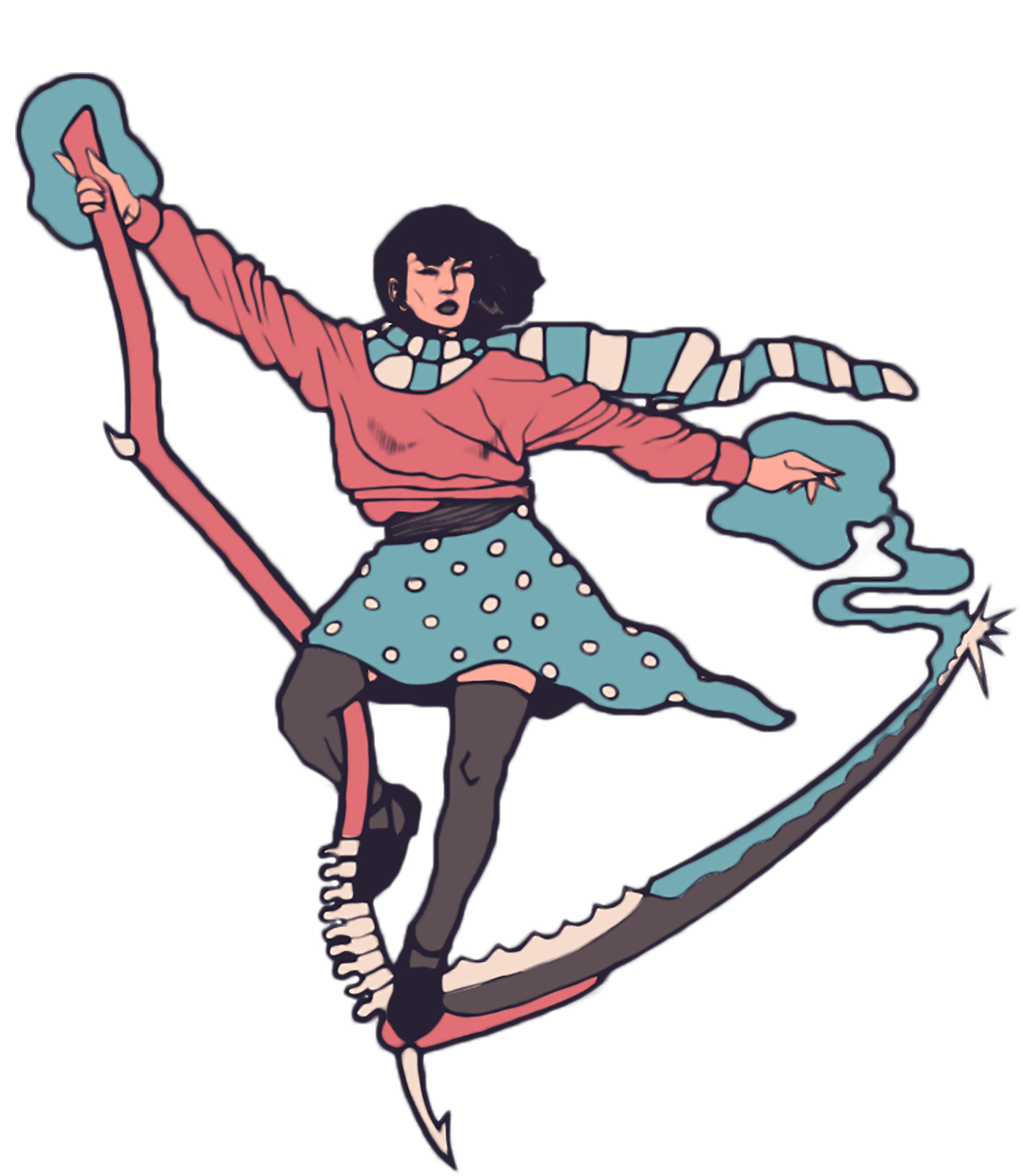 Sasha So-ra Olson, Reaper
