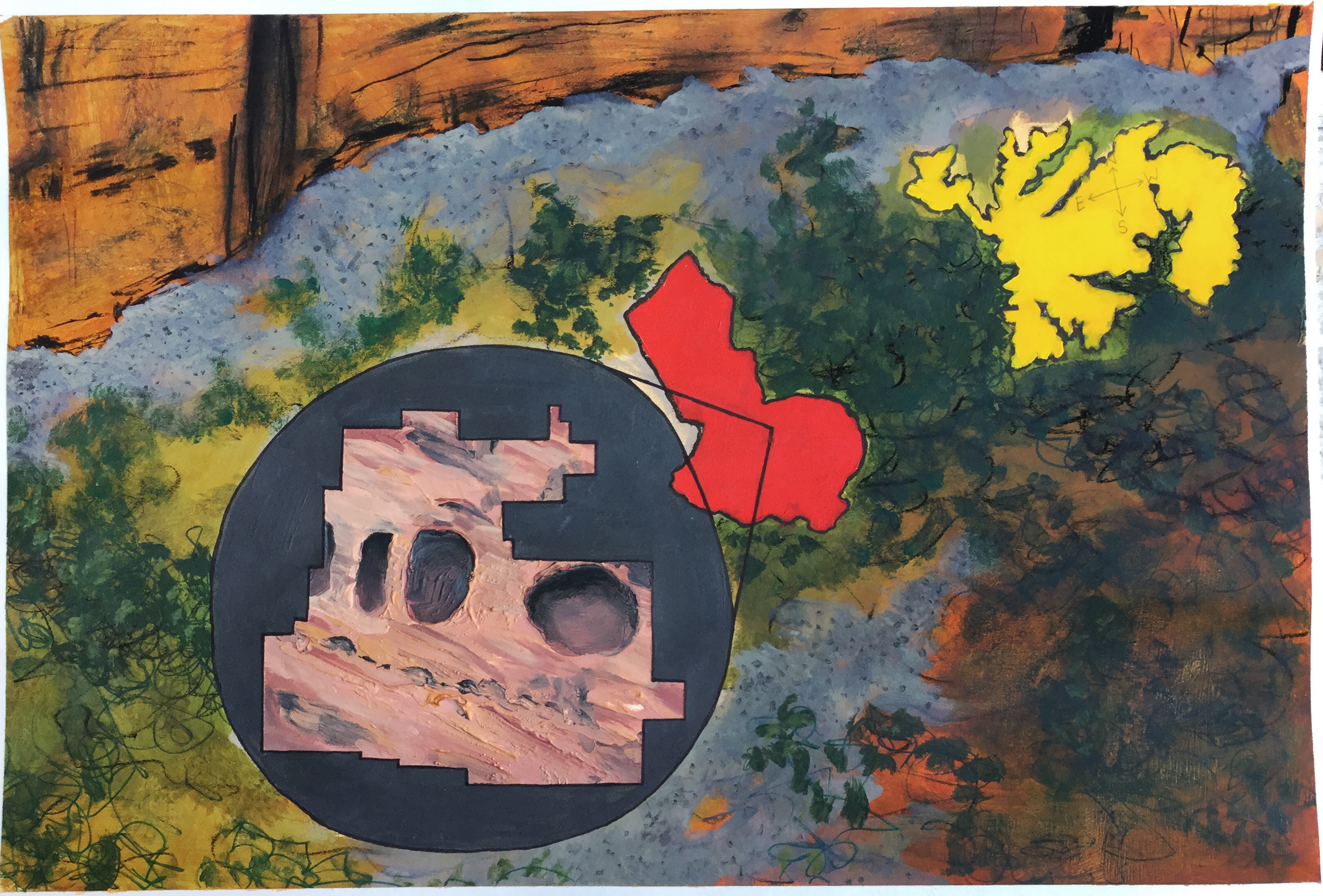 River Runs Underground