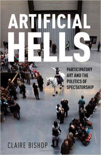Cover of Bishop's book,  Artificial Hells