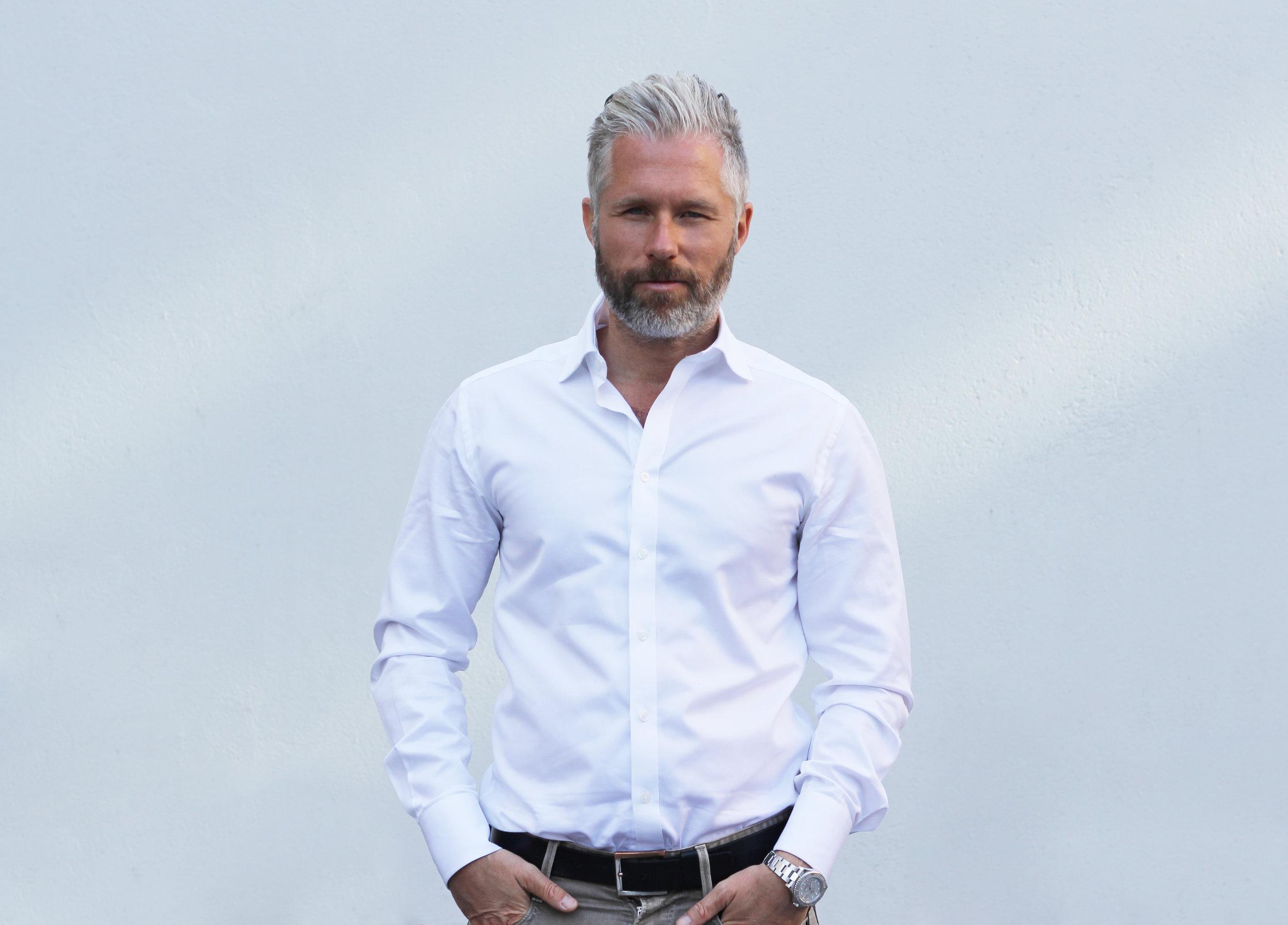 Patrik Wincent författare Shop til you drop & VD Shoppingakuten