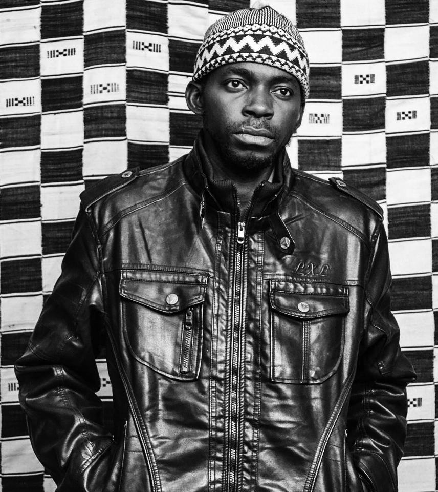 Moussa Kalapo-studio Malick Sidibe