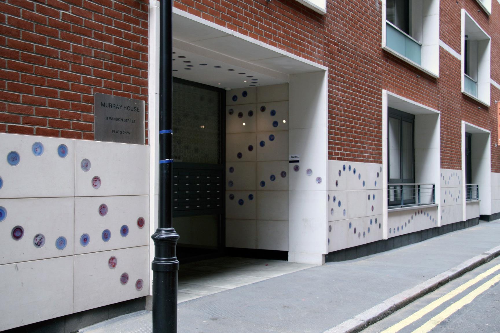 Annie Cattrell. Murray House London, 2010.