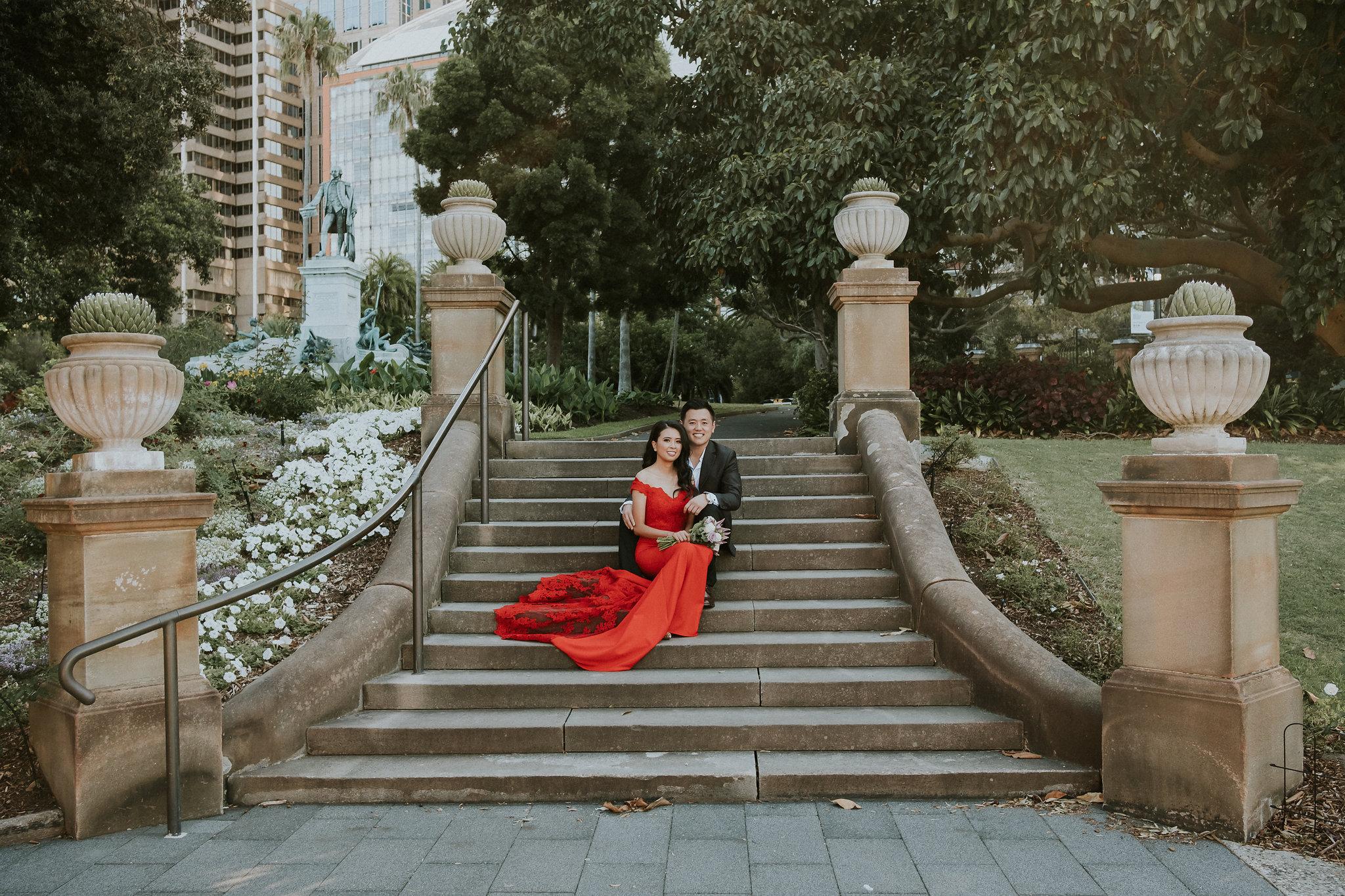sydney engagement photography Sydney Botanic Garden-003.jpg