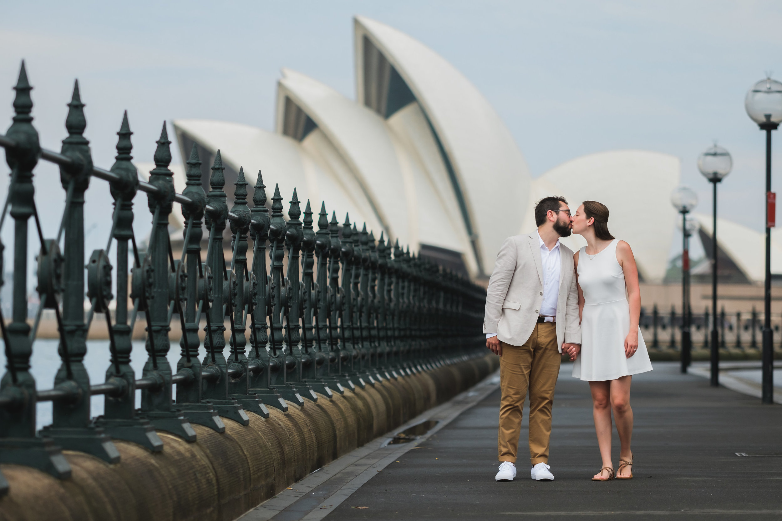 Sydney Prewedding Photography The Rocks Mrs. Macquarie Chair - 04.jpg