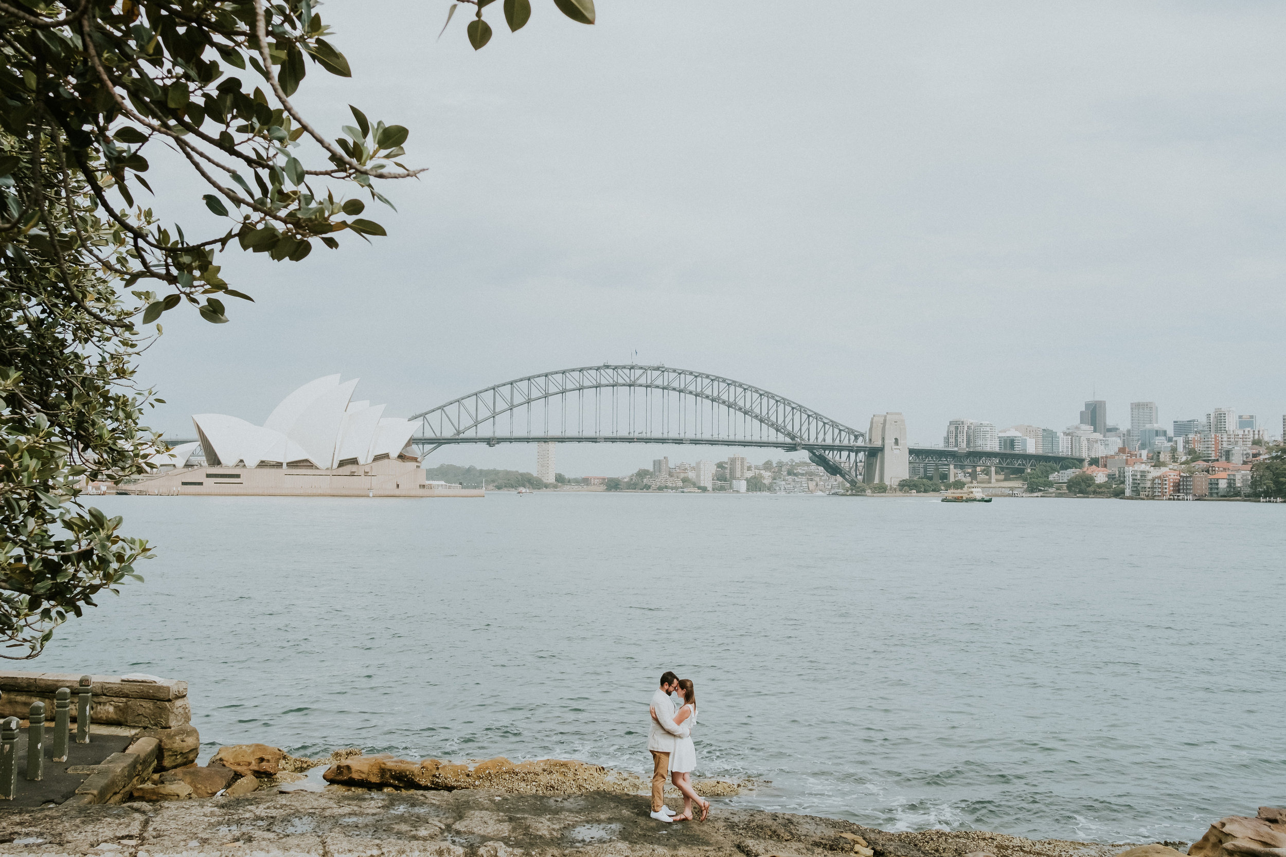 Sydney Prewedding Photography The Rocks Mrs. Macquarie Chair - 027.jpg