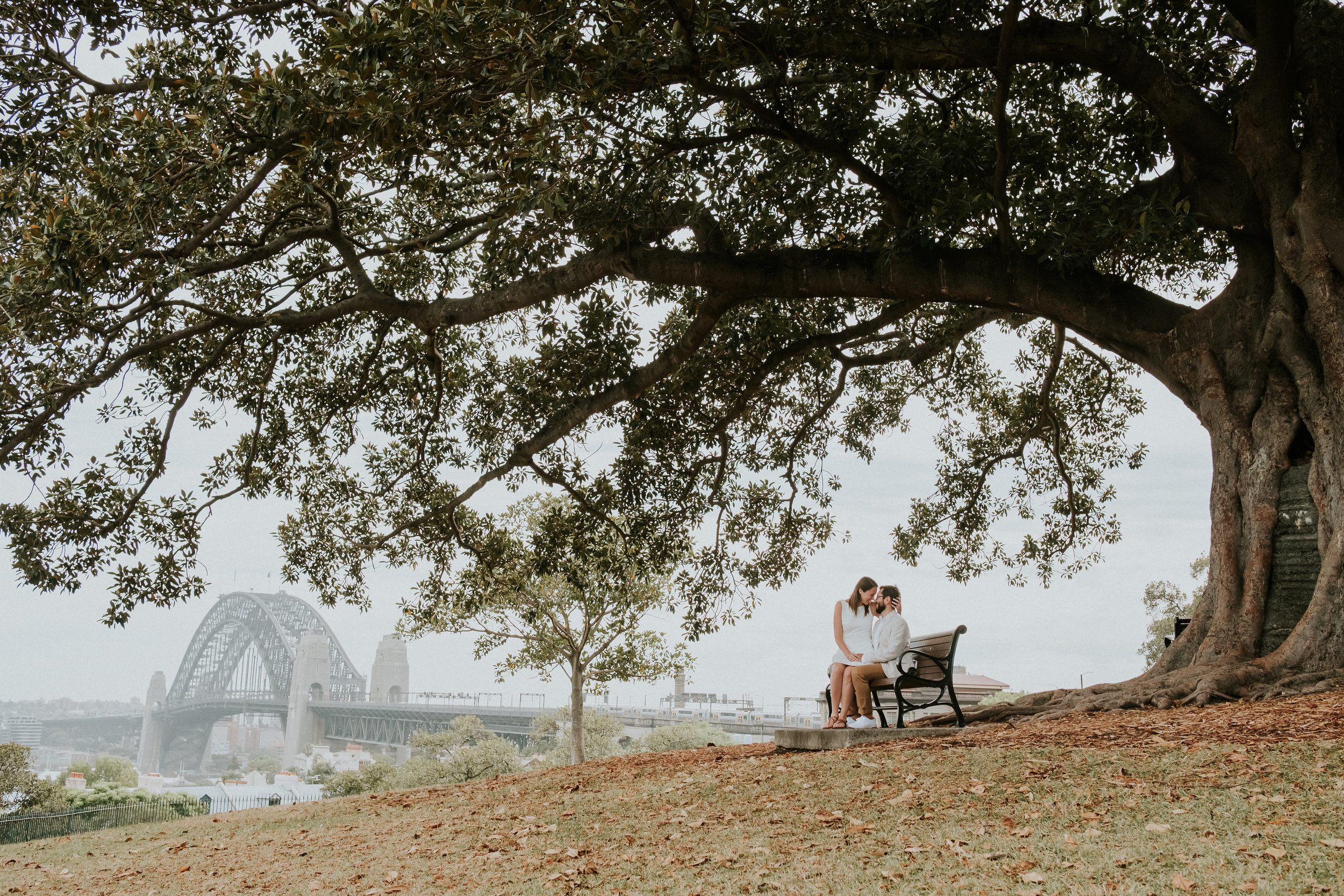 Sydney Prewedding Photography The Rocks Mrs. Macquarie Chair - 018.jpg