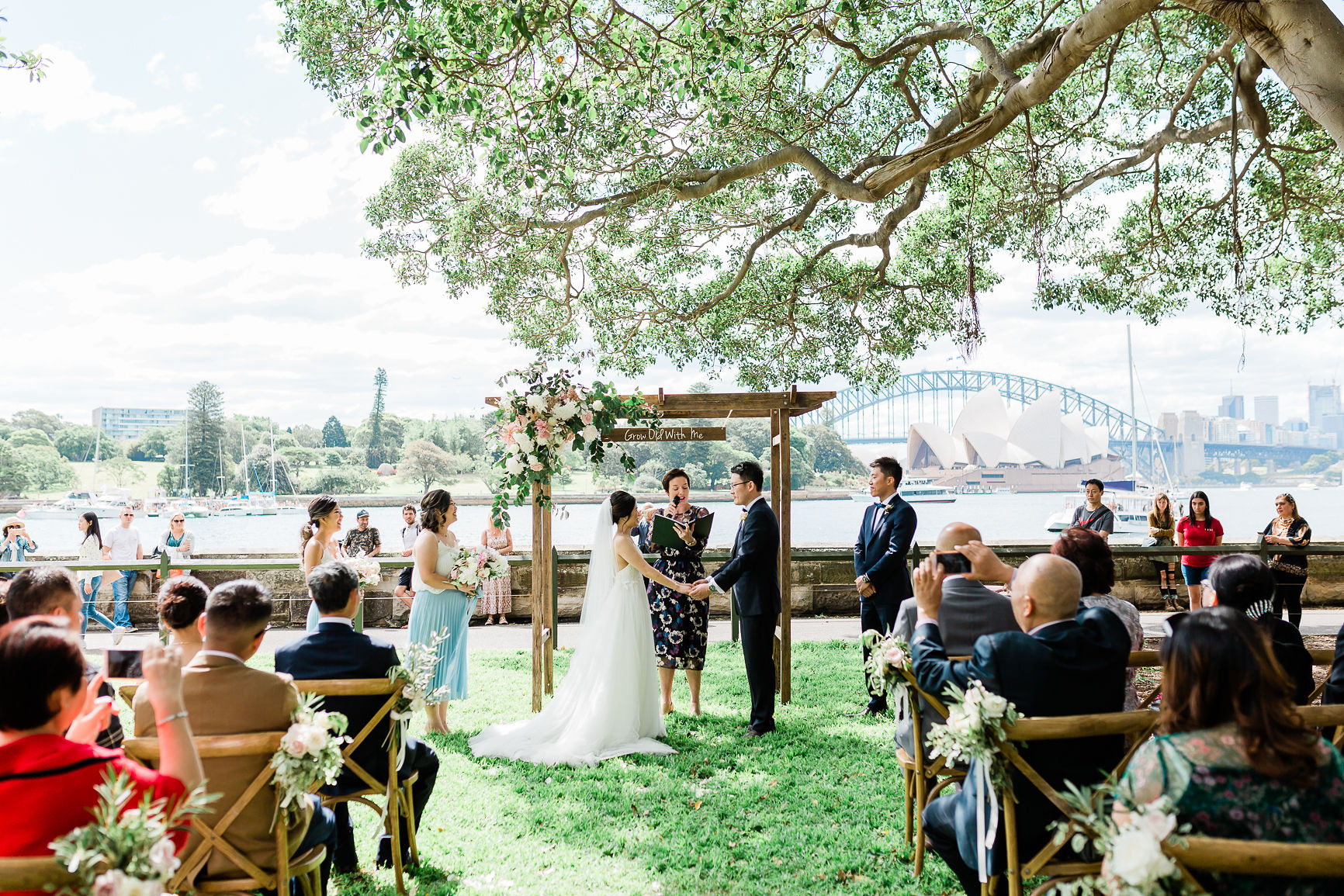 Wedding Photography Royal Botanic Gardens Pier One Sydney Harbour-32.jpg