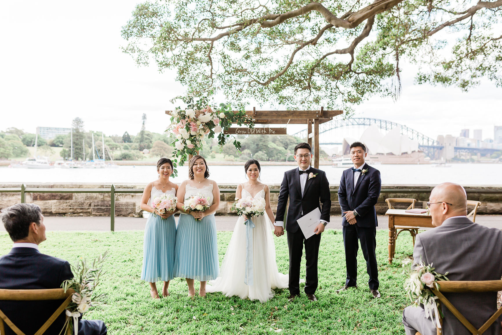 Wedding Photography Royal Botanic Gardens Pier One Sydney Harbour-38.jpg