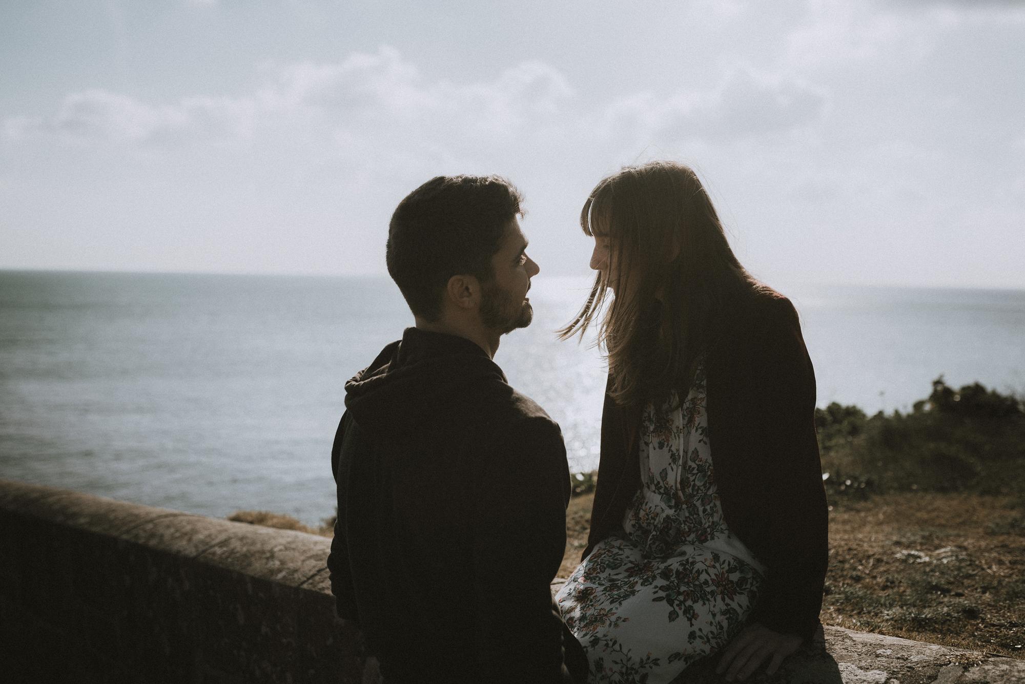 Photographe Couple Photographe Mariage Bretagne Finistère Brest Morlaix Quimper Lannion Plouzané