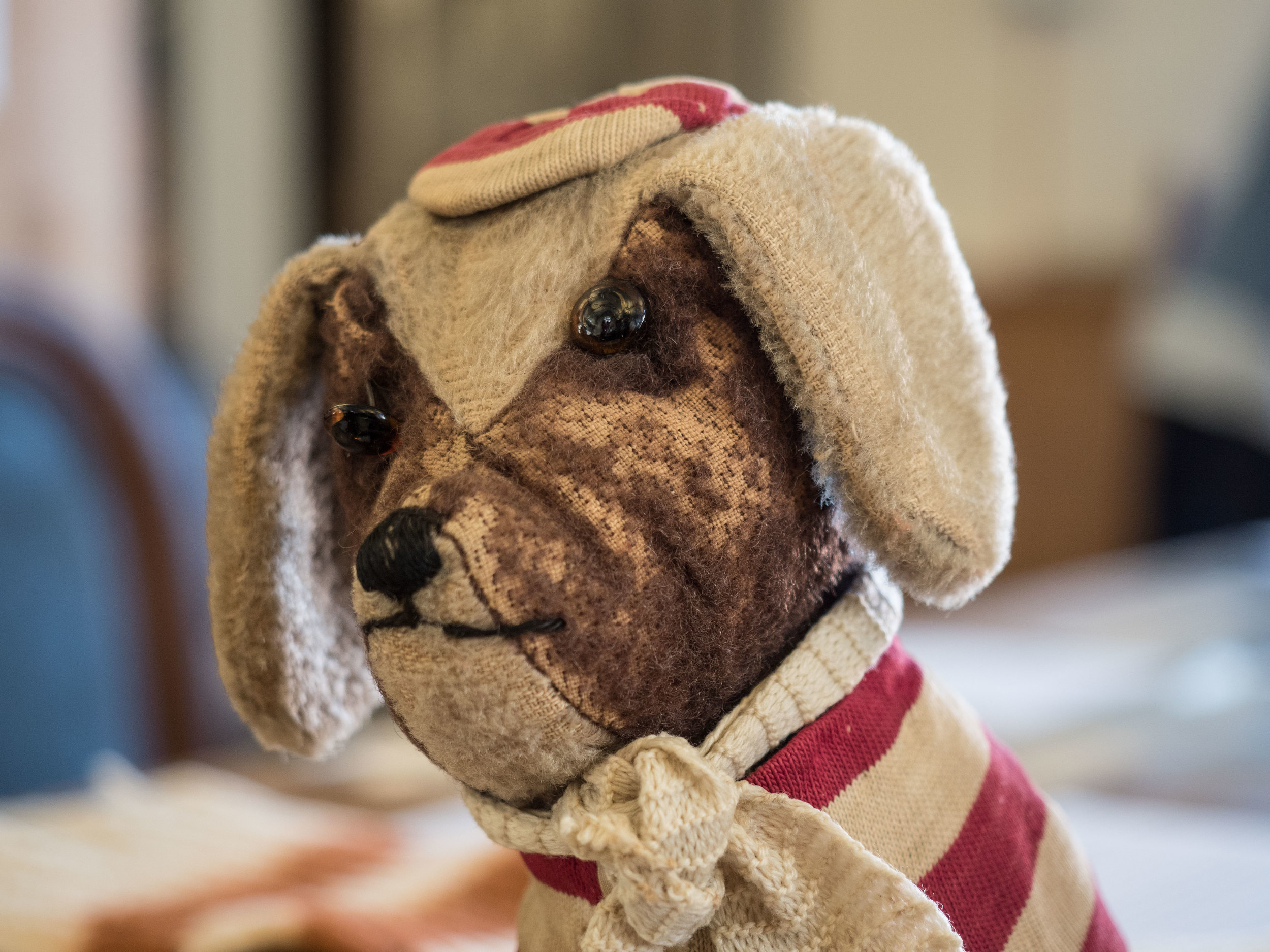 Winchester HODS teddy