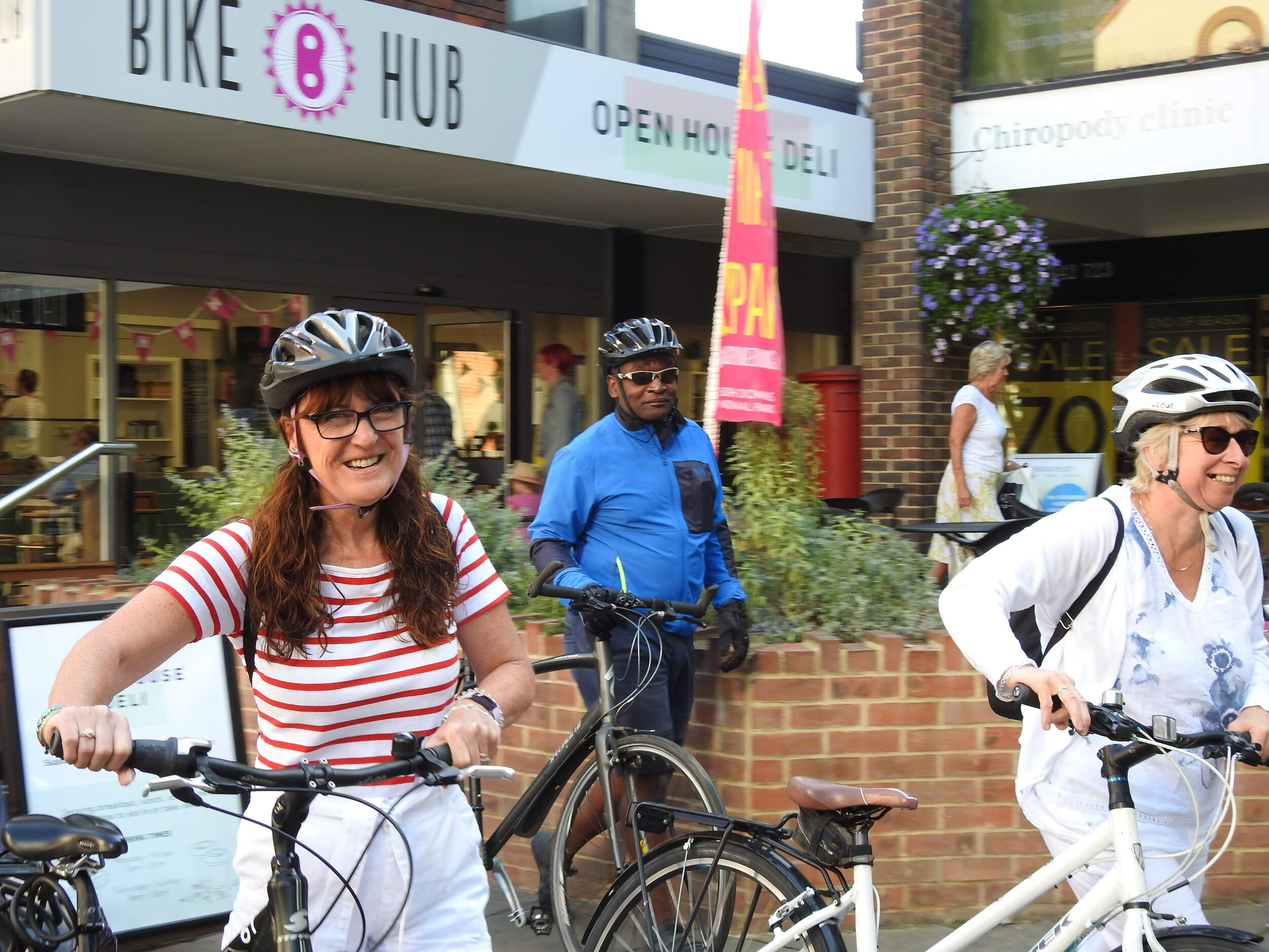 Bike Tours of Winchester