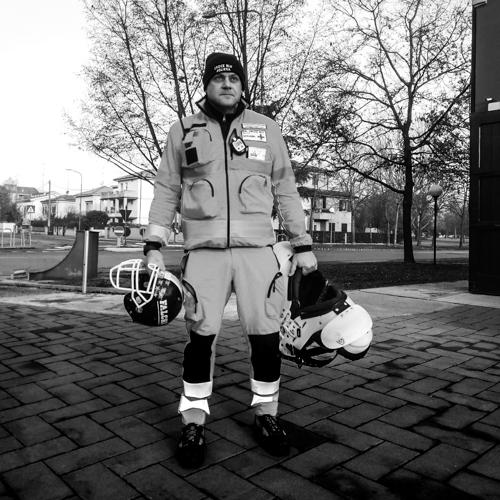 Luca Nardini MLB #45