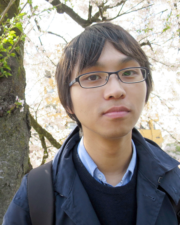 Masahiro Kanai  Graduate student Jointly supervised with Mark Daly