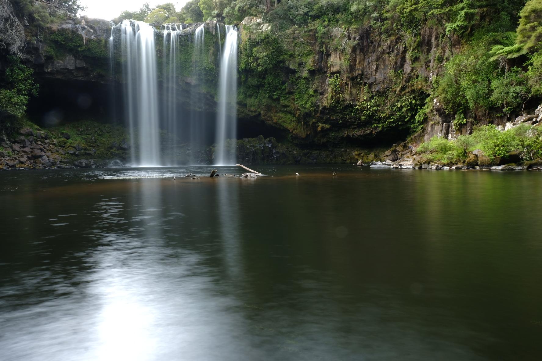 Waterfalls at Kerikeri