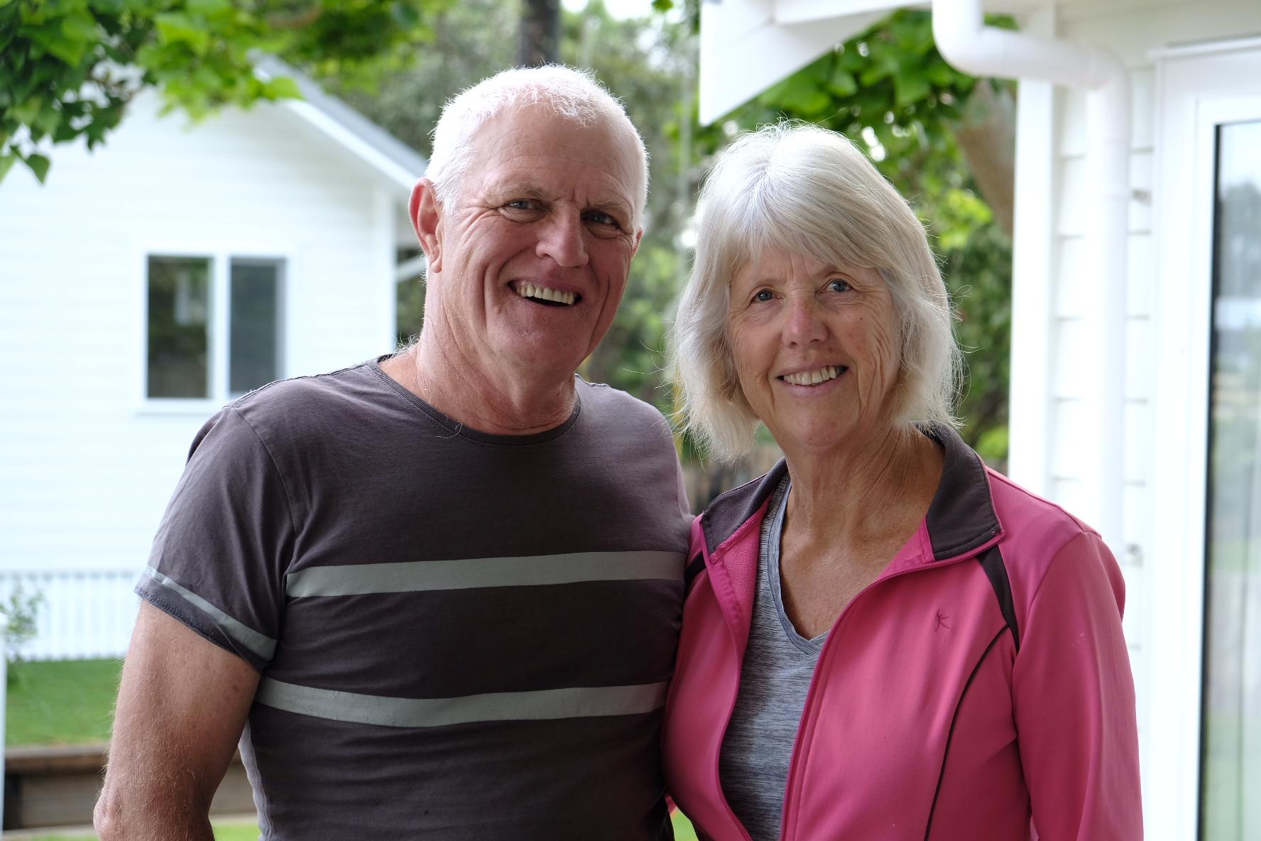 John and Lyn