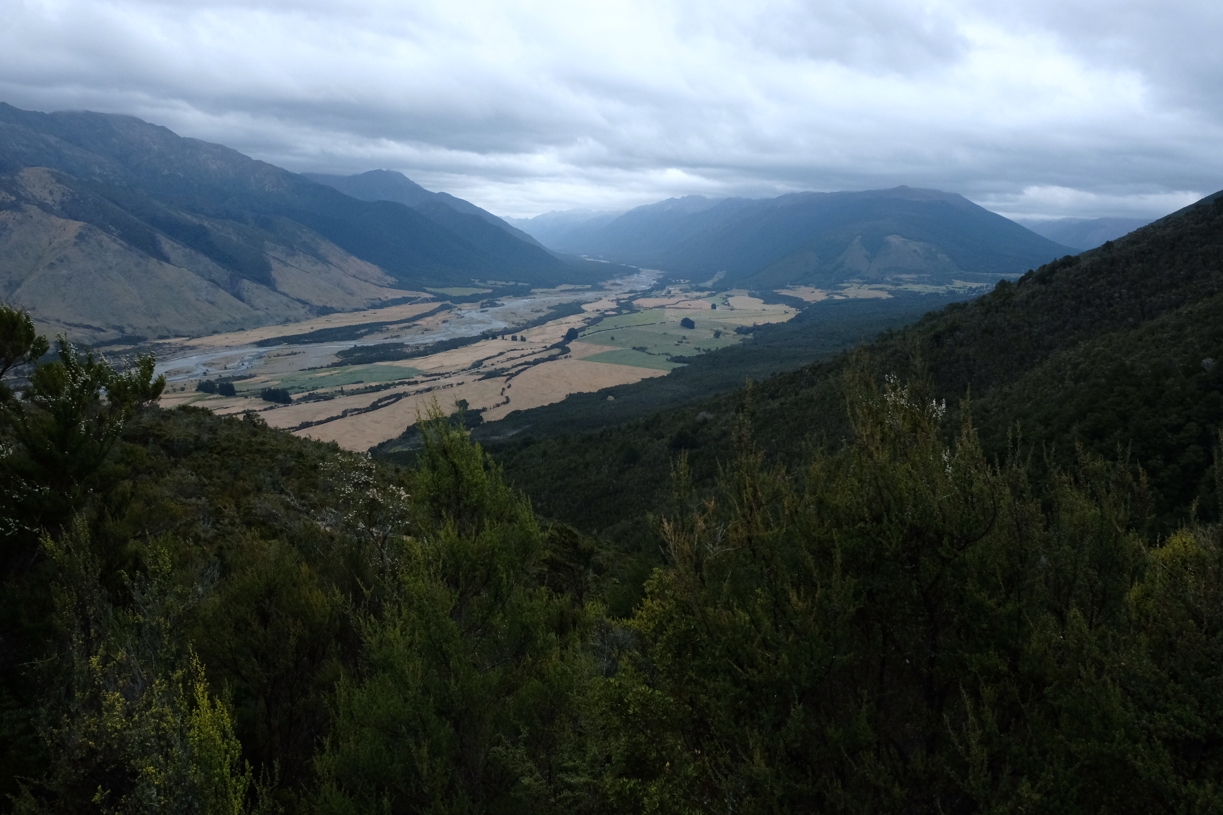 Down to St. Arnaud