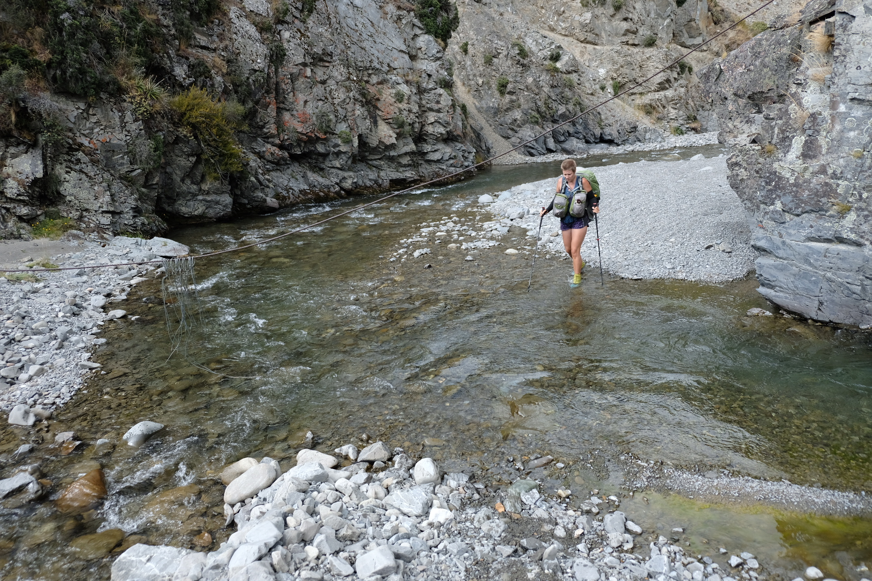 River bash