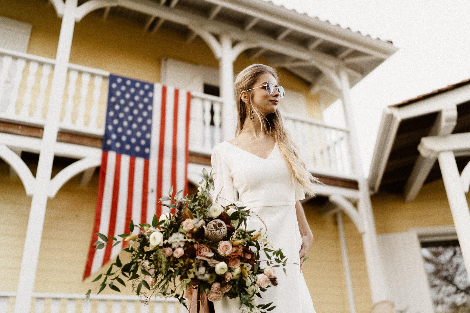 French Louisiana - Wedding Inspiration